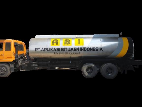 Truk Aspal Aplikasi Bitumen Indonesia
